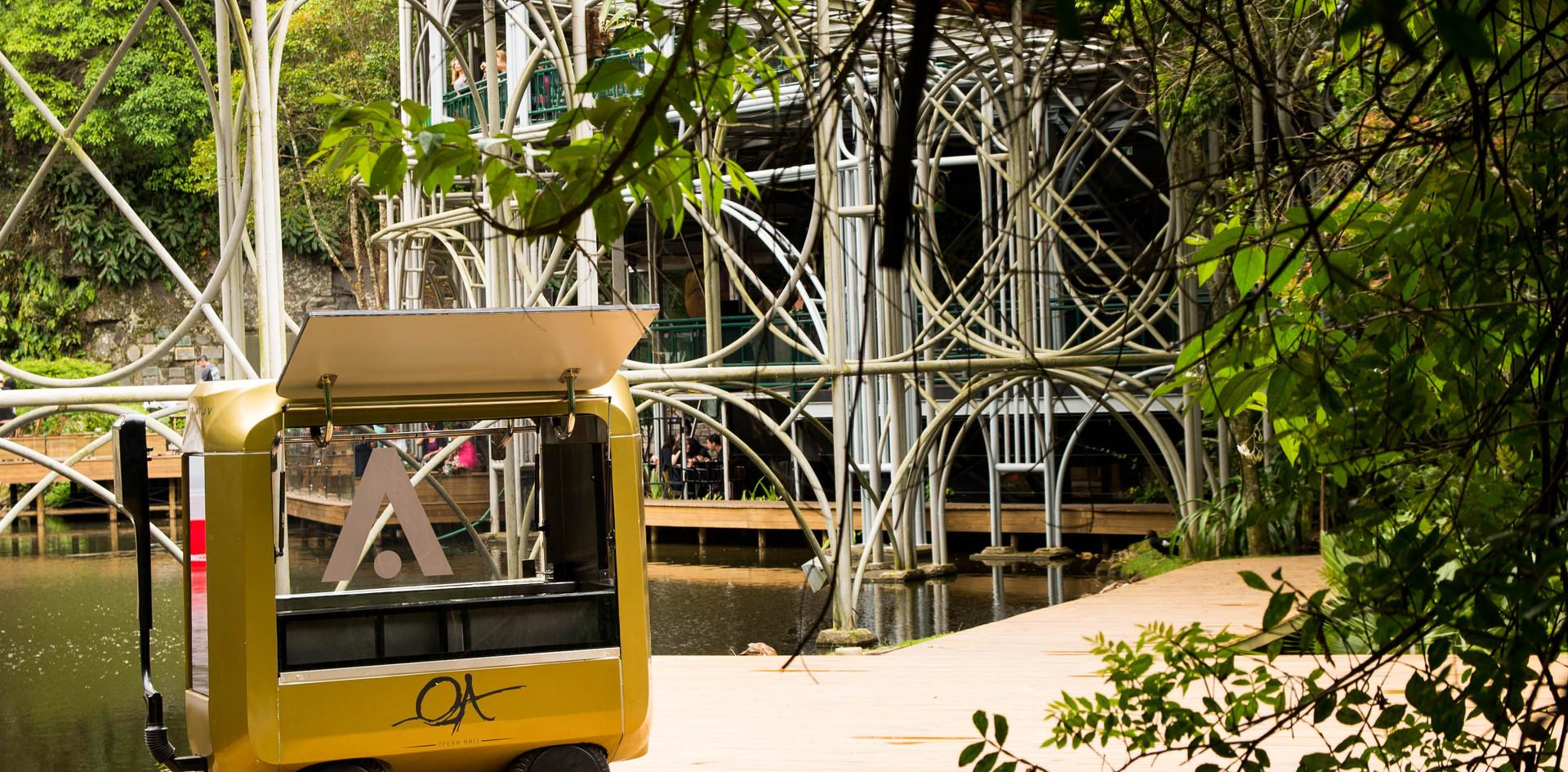 Deck Ópera Arte - Smart Mov