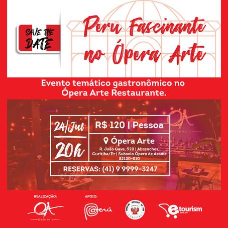 "Projeto Gastronômico ""Peru fascinante"""