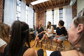 social business forum ladies.JPG