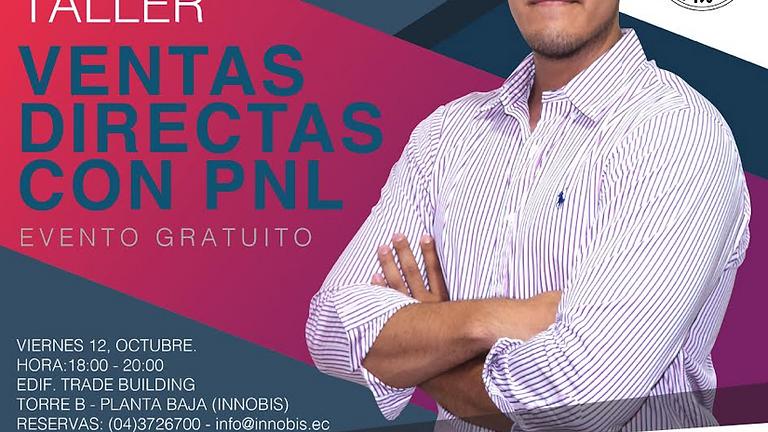 TALLER VENTAS DIRECTAS CON PNL
