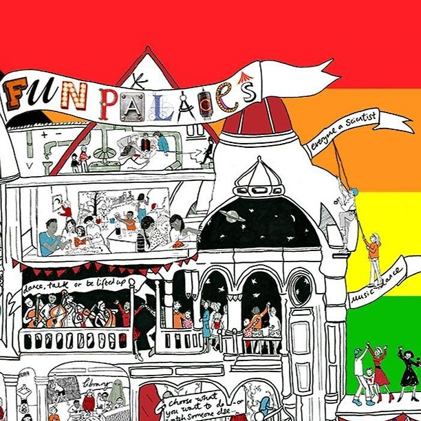 Fun Palaces Tiny Revolutions  Sharing skills & making local connections