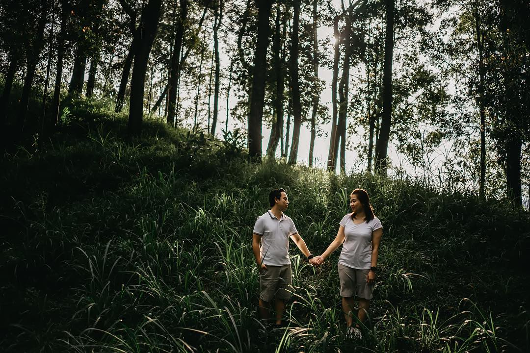 Jungle Couple  Bali PreWedding Photo