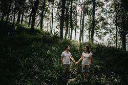 Jungle Couple  Bali PreWedding Photo