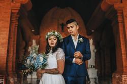 Church Bali Weeding Photography