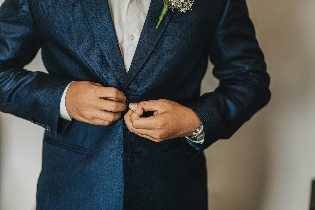 Groom Details | Bali Wedding Photo
