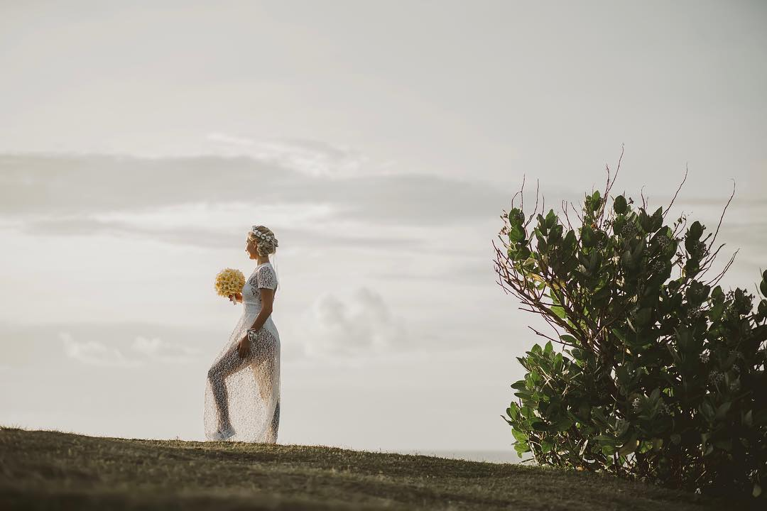 Bali Bride Wedding Photo