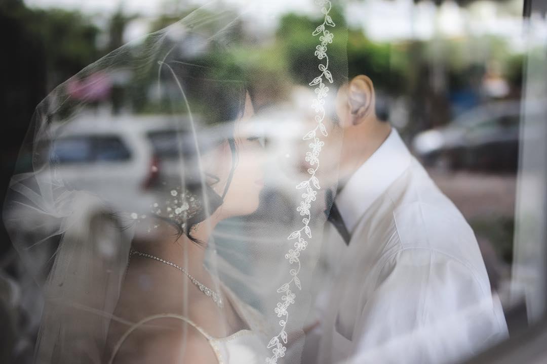 Mirror Bali Weeding Photography