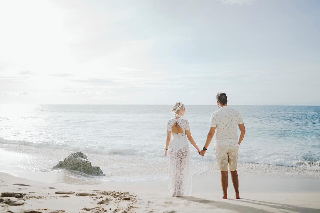 Bali Prewedding at The Beach
