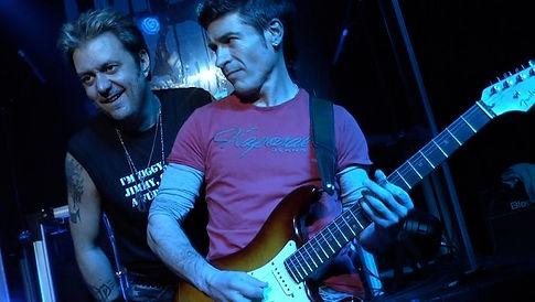 Lionel et Renaud Hantson