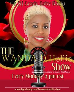 The Wanda D Hollis Show on Monday_9pm.jp