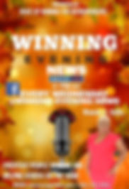 Winning Evening News_FB Live Flyer_Wanda