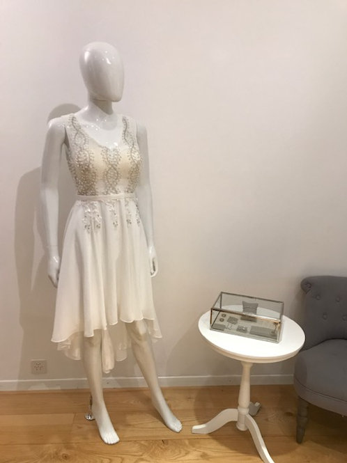 Dress Code Celeste Cocktailkleid Weiss