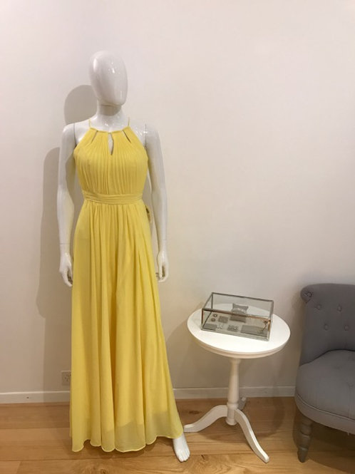 Madison Gown Citrone