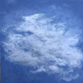 Bergwolken II
