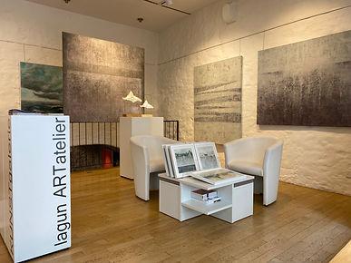 Abstrakt Bilder Landschaftsbilder Ölbilder direkt von Künstler Atelier Zürich