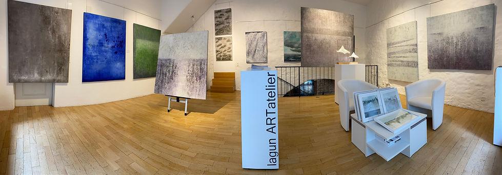 Kunstatelier Kunst Galerie Zürich zeitgenössische Malerei Abstraktbilder Landschaftsbilder Figurativbilder dierekt von Künstler