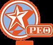 STAR and P.E.O. Logo PNG - RGB Color - 2