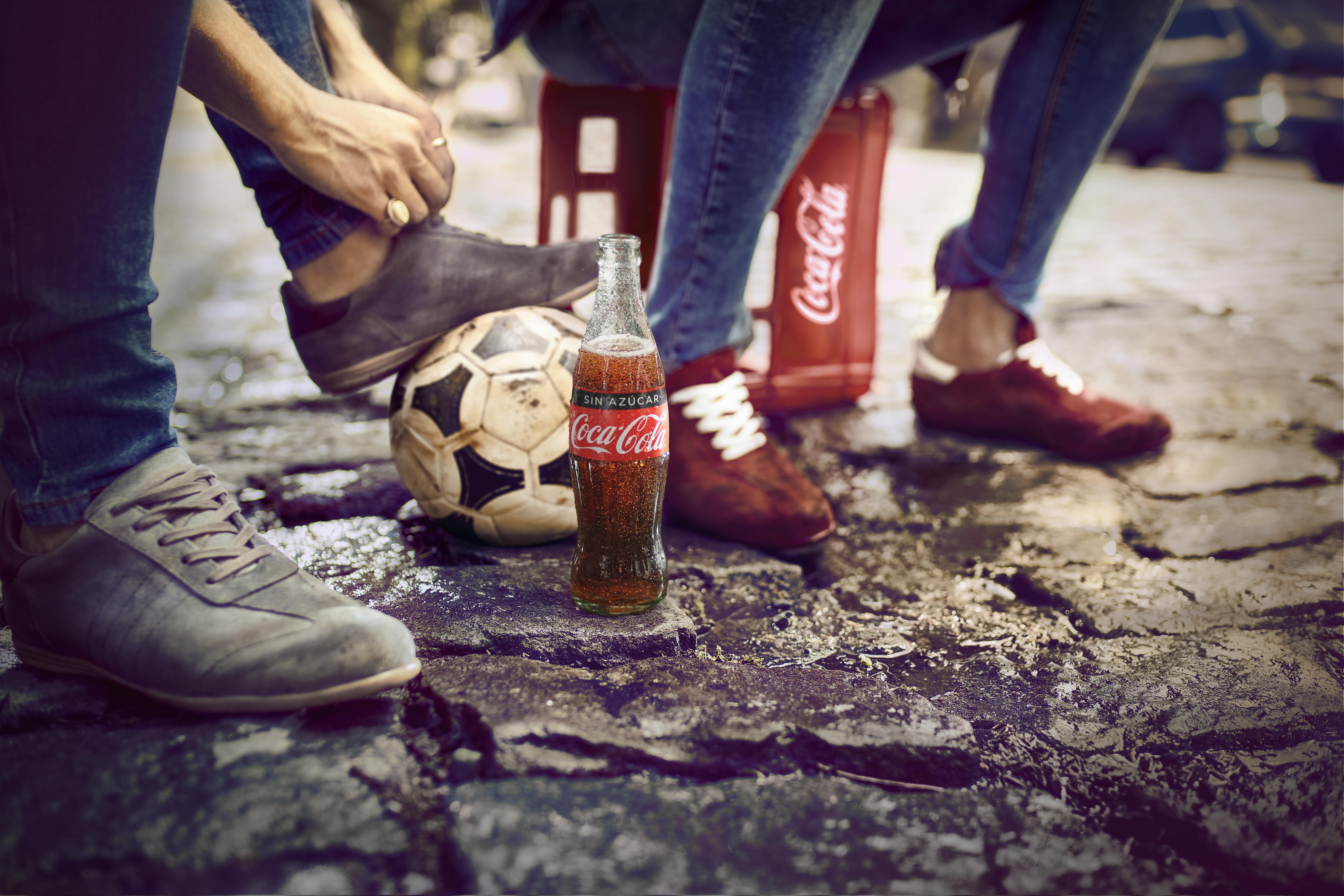 coca cola futbol 3-ok