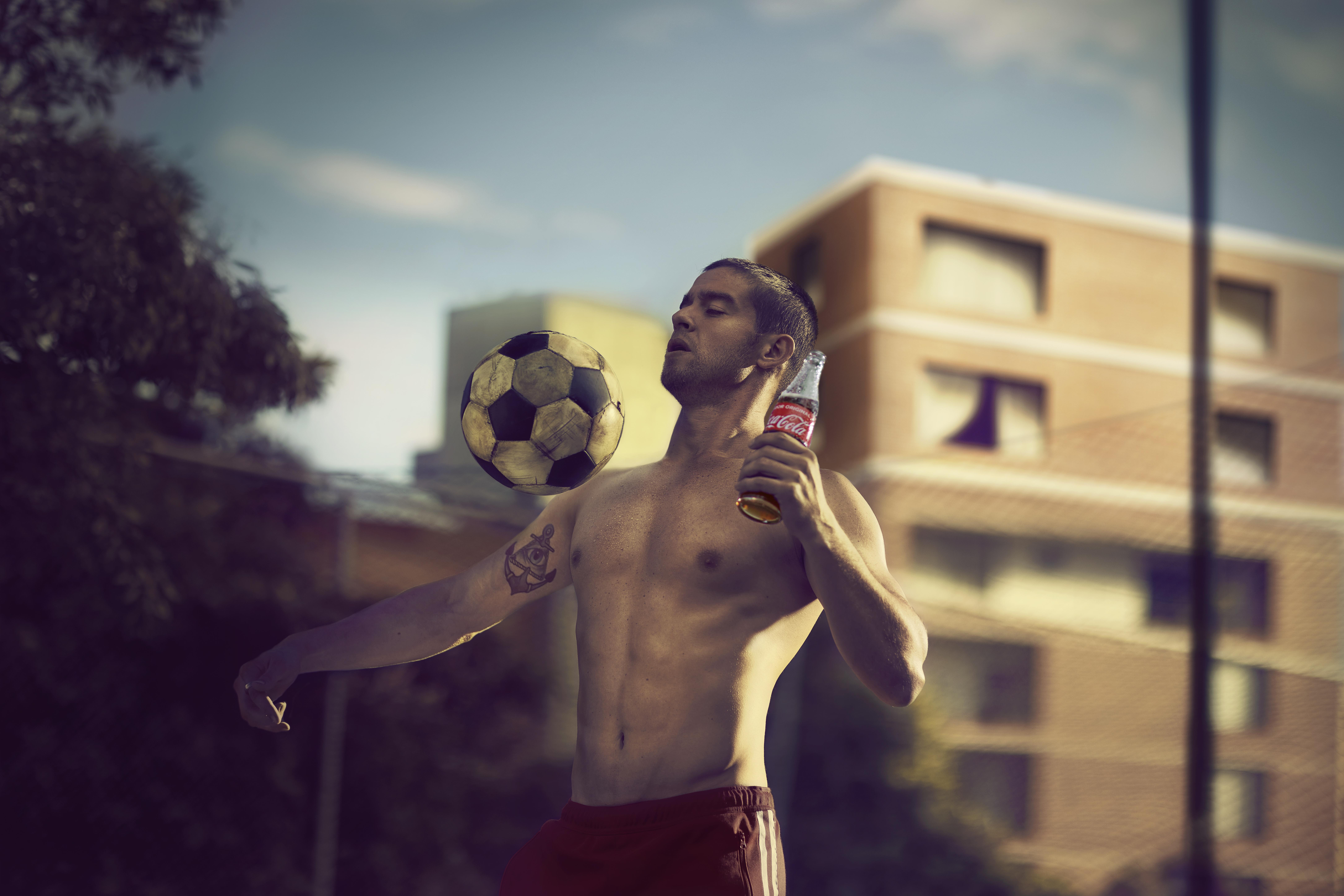 coca cola futbol 2-ok