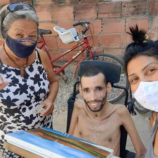 Doações, atendimento, entrega de alimentos: veja as ações do Hope worldwide Rio