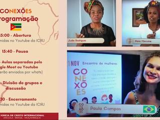Conexões: Conferência de Mulheres conecta mais de 1.100 falantes de português