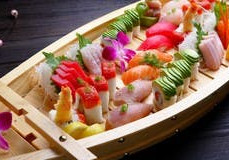All you can eat Sushi party