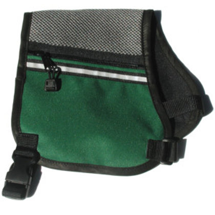 P-Style with Mesh, Green and Charcoal