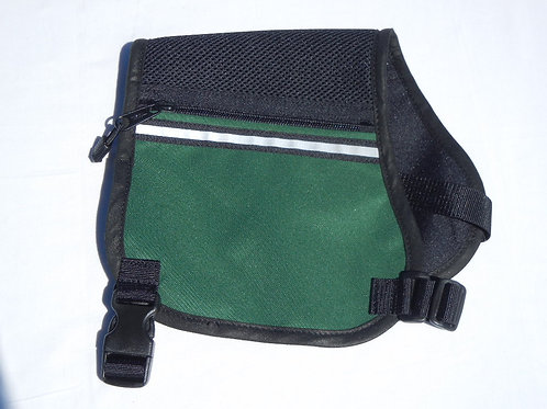 P-Style with Mesh, Green and Black Large