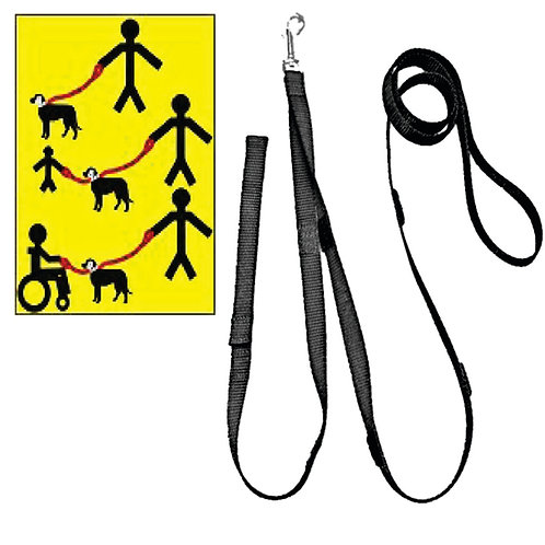 Social Support Leash