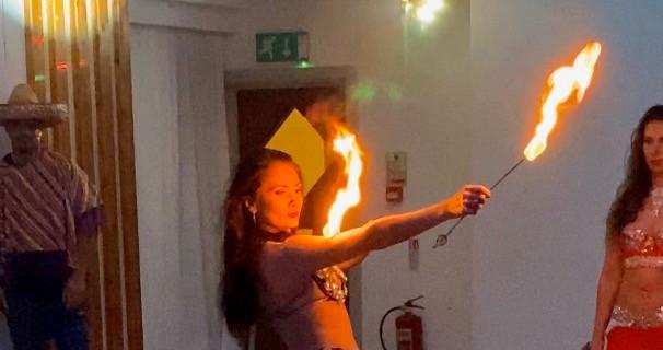 Body burning