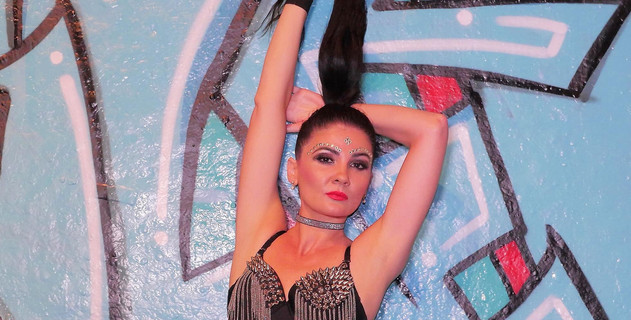 Latin Urban Dancer London