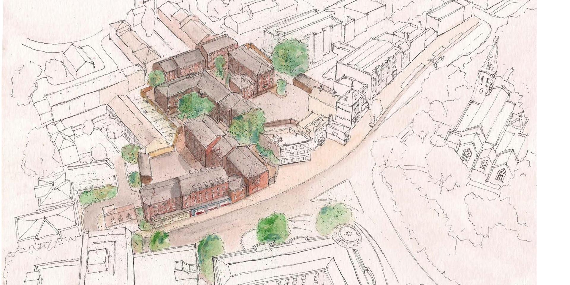 Stratford Village - London - completes Q3 2021