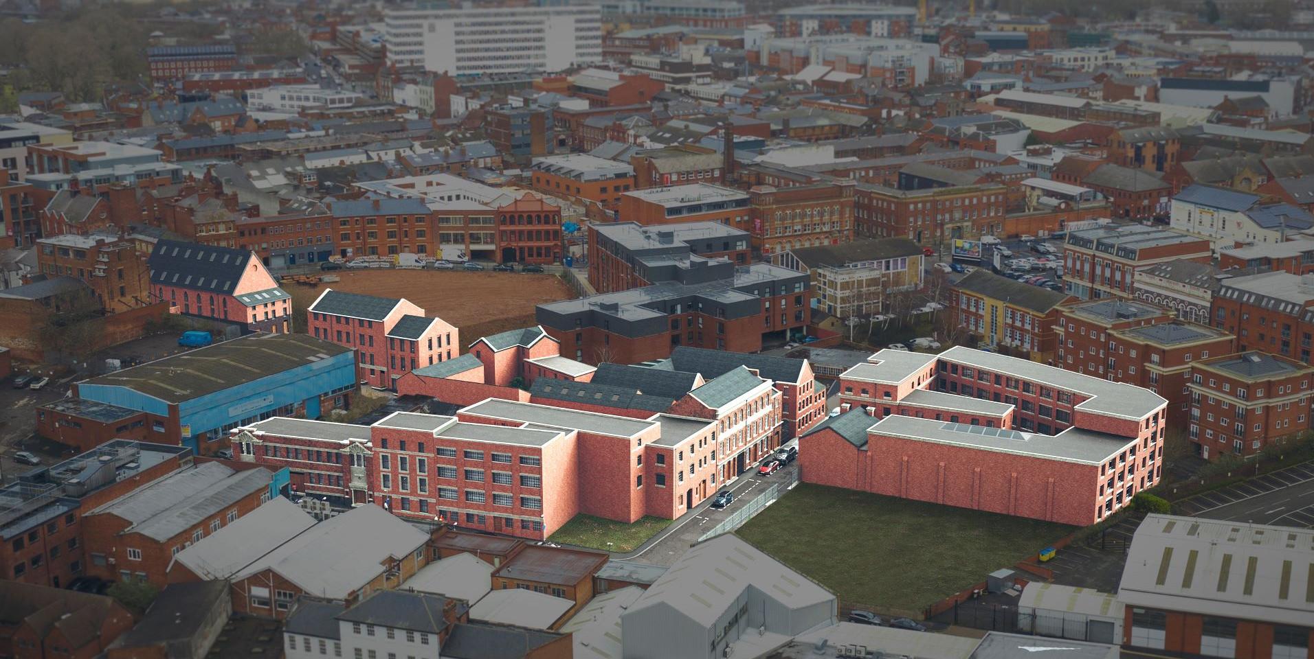 The Copperworks - Birmingham, Jewellery Quarter
