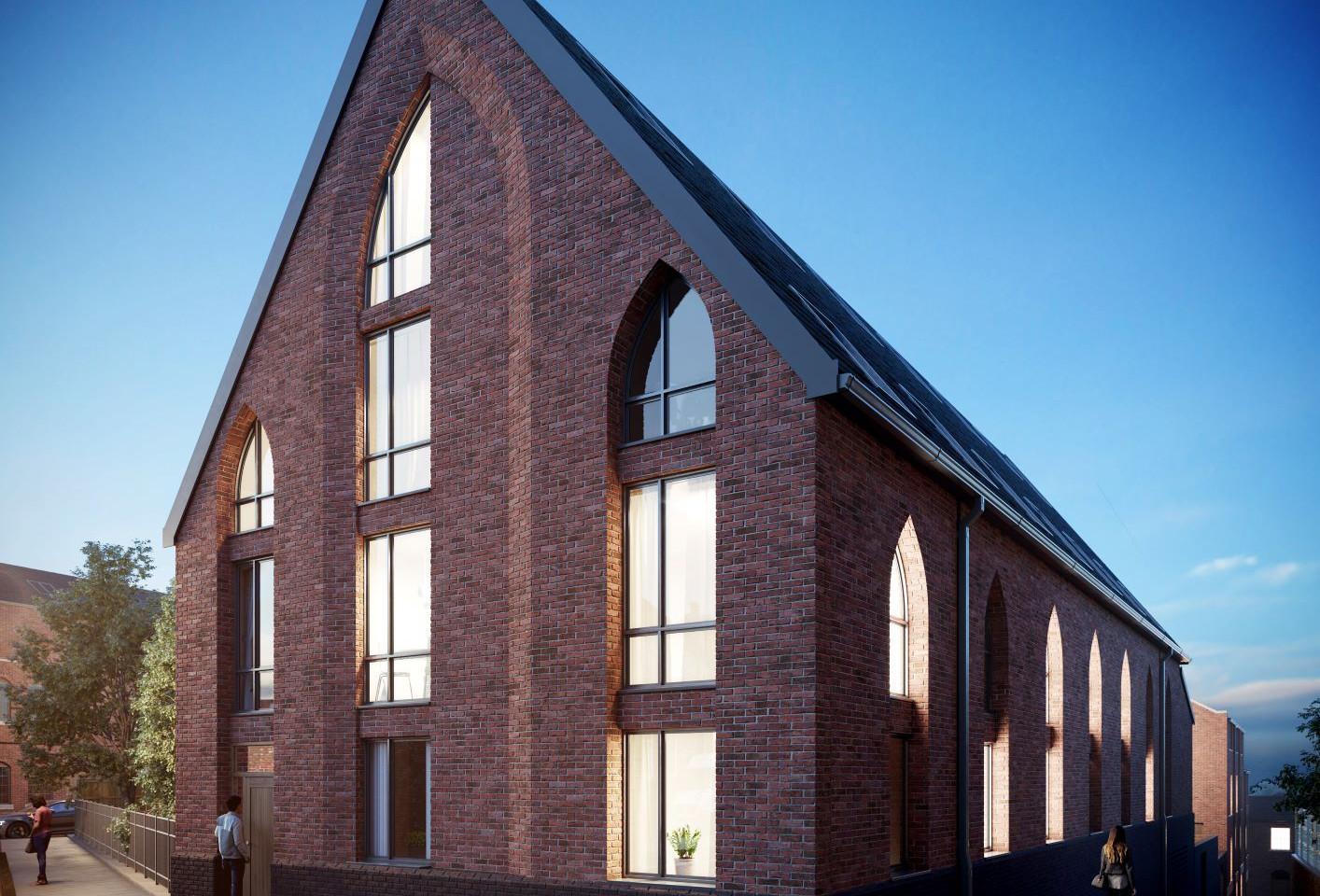 New School House - Birmingham