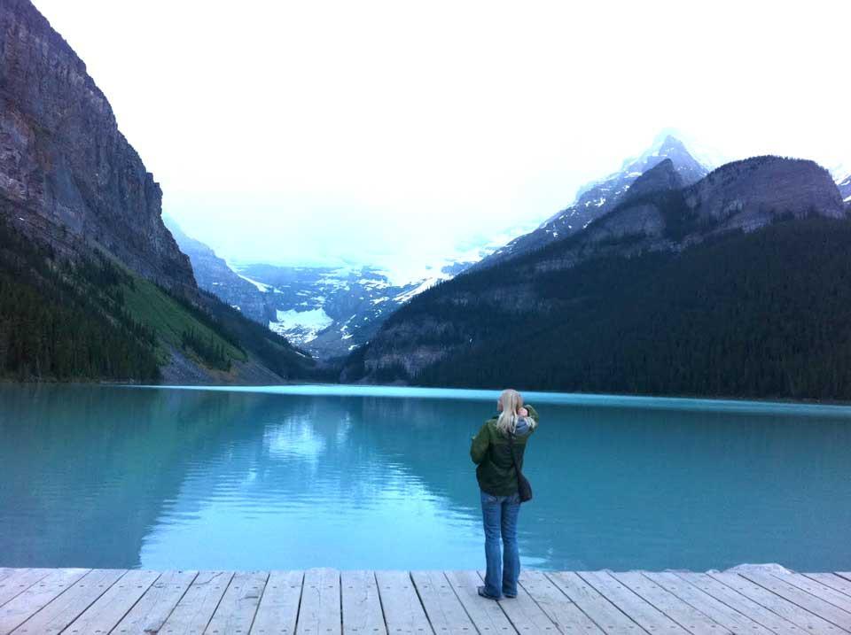 Magical Lake Louise