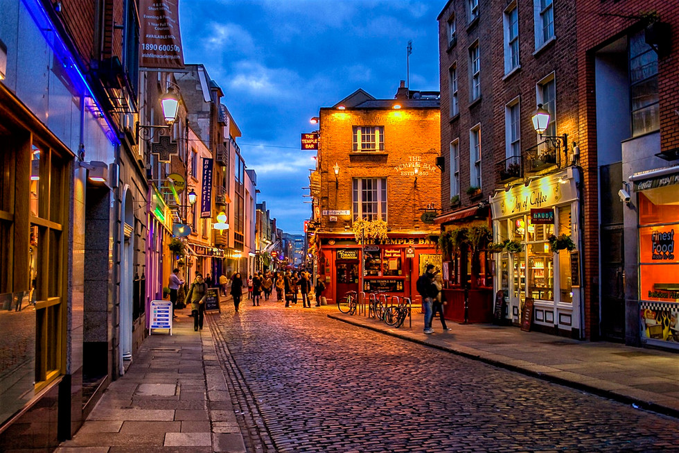 A night or two in Dublin