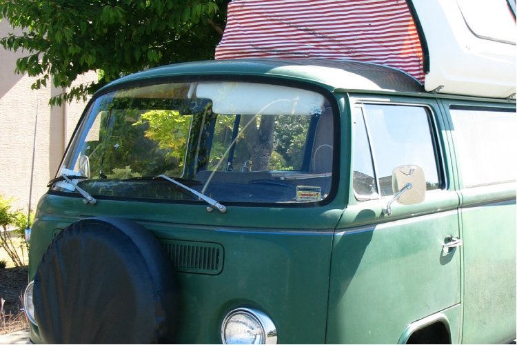 The VW Bus that started it all