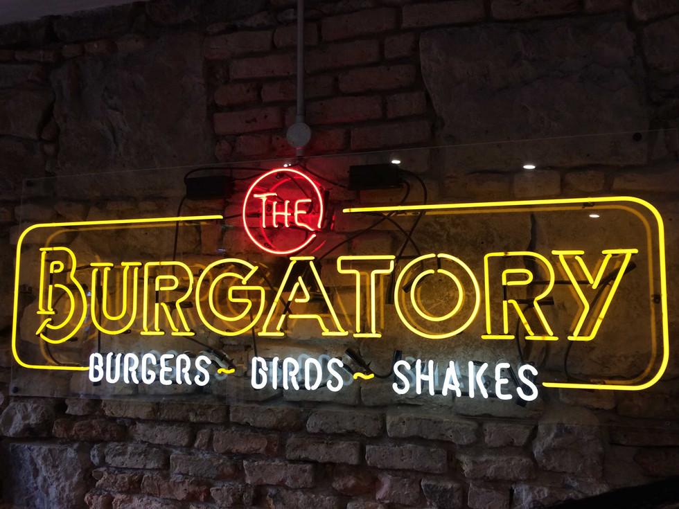 The Burgatory