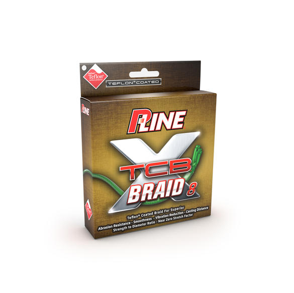 P-Line X-BRAID 10 livres test