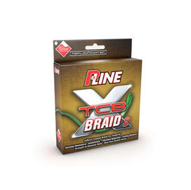 P-Line X-BRAID de 30 livres test