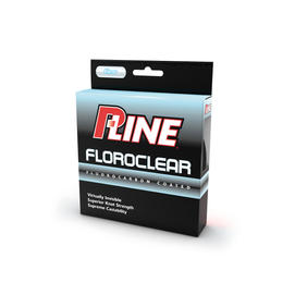 Avançon P-Line Fluoroclear 6 livres test