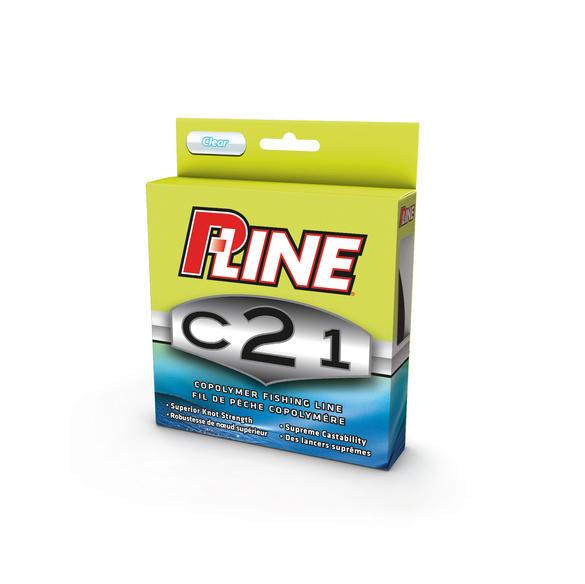 Copolymère P-Line C21 de 12 livres test