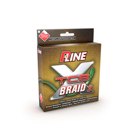 P-Line X-BRAID 30 livres test