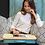 Thumbnail: Aqua Hultzzzy Modern Home Office Lap Desk