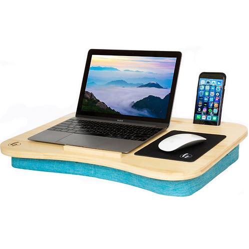 Aqua Hultzzzy Modern Home Office Lap Desk