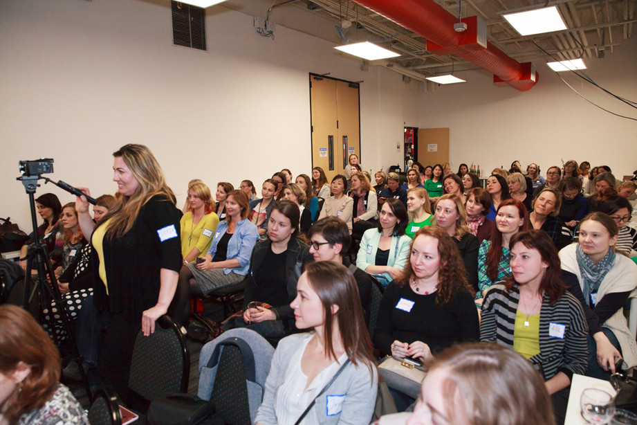 Russian Speaking Mamas in Tech (events)