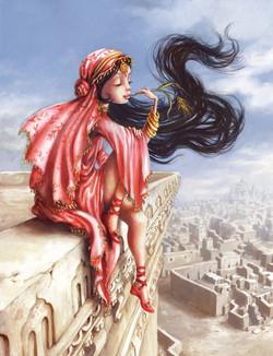 La Princesse Chitrangada