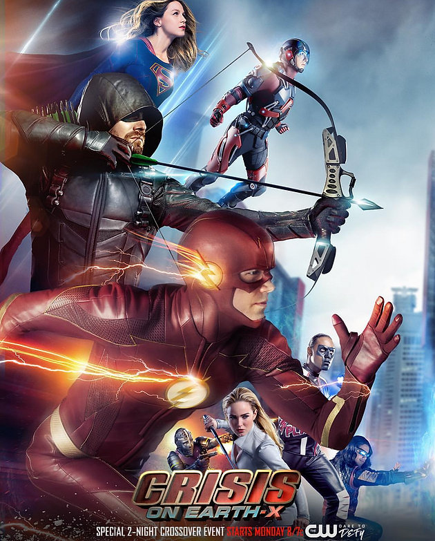 Supergirl Saison 3 Et Arrow Saison 6 : Notre Résumé Des 2