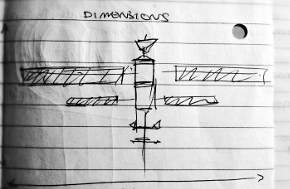 The Goodman - Final Sketch