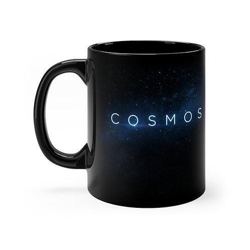 COSMOS Mug (Black/Starfield)